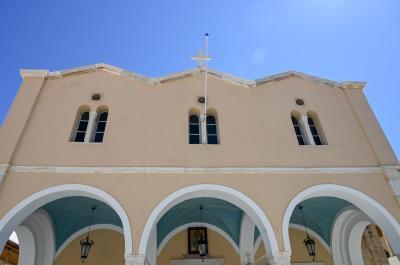 Το πρόγραμμα  των Ι. Ακολουθιών του Ιερού Καθεδρικού Ναού Ύδρας μέχρι την Κυριακή των Βαΐων