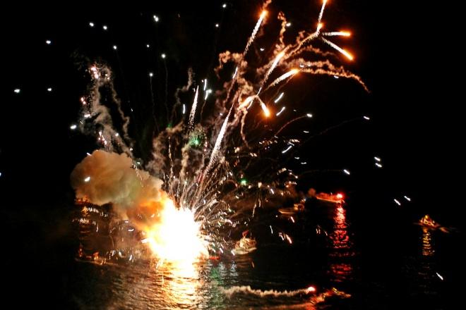 Με επιτυχία η κορύφωση του εορτασμού των Μιαουλείων